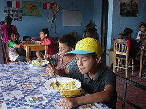 le centre nutritionnel d'Alto Trujillo