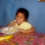 repas de midi à Alto Trujillo